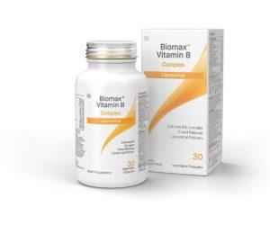 Biomax Vitamin B Complex Liposomal